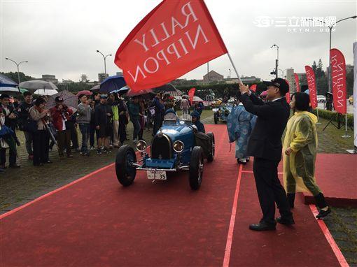 讓世界看見台灣之美!日本古董車環台活動起跑(圖/觀光局)
