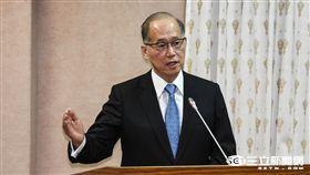 外交部長李大維 圖/記者林敬旻攝