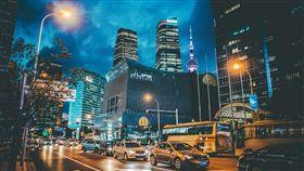 上海,中國,都市,城市,高樓,大樓 ▲圖/攝影者hans-johnson, Flickr CC License https://goo.gl/HWQ2hF
