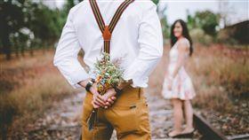 戀愛,愛情,感情,約會,追求,曖昧(圖/Pixabay)