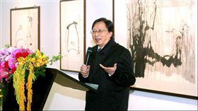 前行政院長、中華文化總會會長劉兆玄(圖/翻攝自中華文化總會FB)