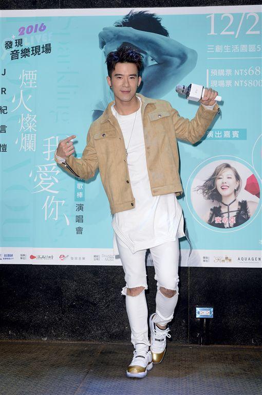 JR紀言愷,王心凌 圖/天晴音樂提供