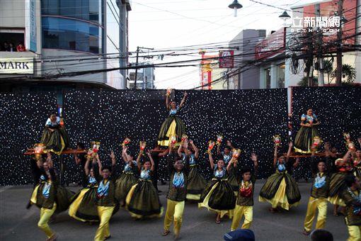 菲律賓MIMAROPA嘉年華。(圖/記者簡佑庭攝)