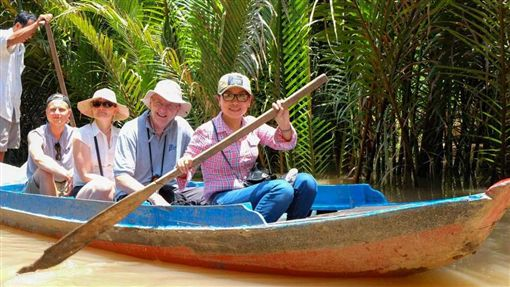 越南旅遊。(圖/KKday提供)