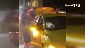 f酒醉女撞車1200