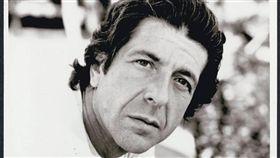 李歐納柯恩,Leonard Cohen(圖/翻攝自臉書)