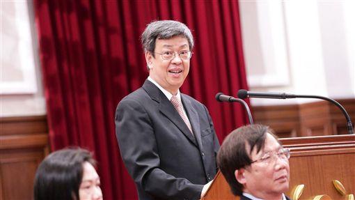副總統陳建仁 總統府提供