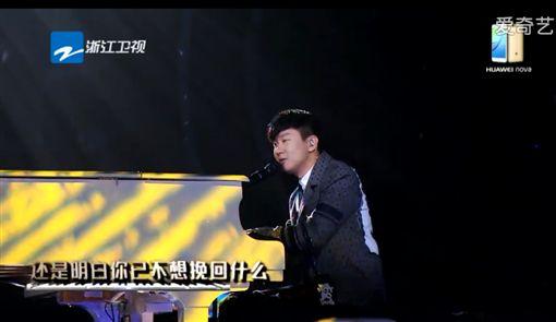林俊傑,田馥甄,夢想的聲音 圖/翻攝自愛奇藝