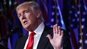 Donald Trump,川普,總統,薪水 圖/美聯社/達志影像