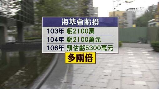 """海基會人事""""年燒1.3億"""" 年均薪120萬!"""
