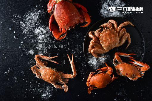 今日秋老虎、明日降溫7度 蟹界四大天王陪吃鍋(圖/王品)