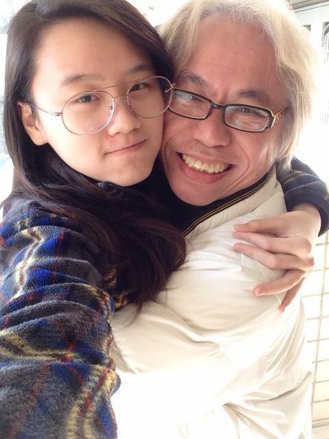 李坤城,林靖恩,圖/李坤城臉書