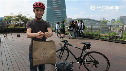 UberEATS發表會。(圖/記者簡佑庭攝)