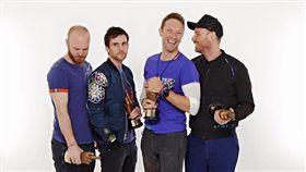 酷玩樂團,Coldplay,圖/臉書