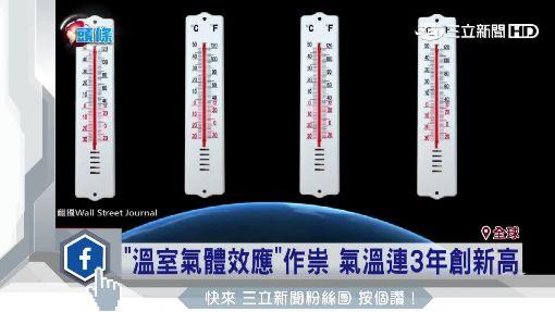 """2016""""史上最熱""""! 全球災難恐加劇"""