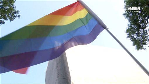 婚姻平權法,彩虹旗,反同團體,護家盟,同志