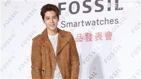 20161117- 胡宇威 Fossil Q智慧型手錶上市記者會 圖/鄭先生