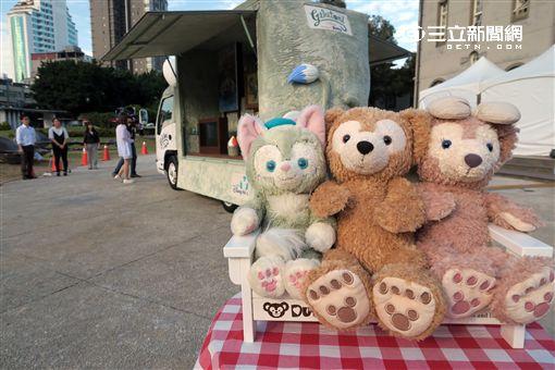 東京迪士尼海洋傑拉多尼行動畫廊。(圖/記者簡佑庭攝)
