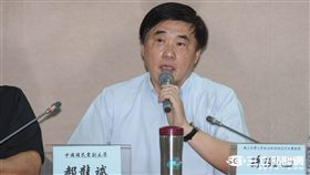 國民黨副主席郝龍斌,核災食品,食安, 圖/記者林敬旻攝