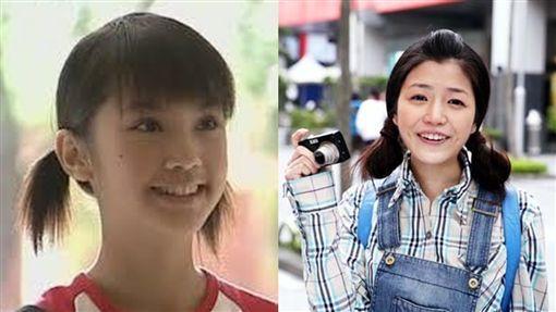 20161119逆齡姐妹組!楊丞琳、陳妍希曬少女照 圖/翻攝自網路