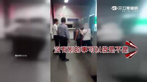 狗未裝籠上火車 警勸導反遭嗆「沒事做」