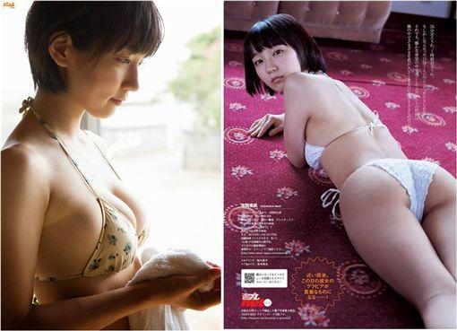 吉岡里帆,日本,女星,正妹 圖/翻攝自推特