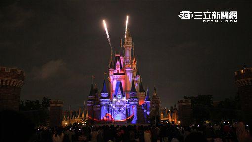 東京迪士尼樂園。(圖/記者簡佑庭攝)