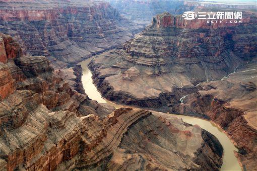 美國大峽谷。(圖/記者簡佑庭攝)