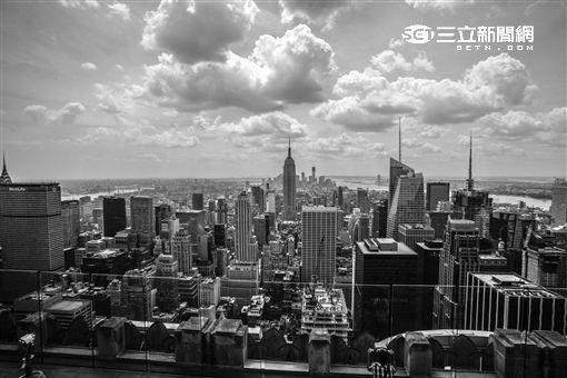 紐約帝國大廈。(圖/記者簡佑庭攝)