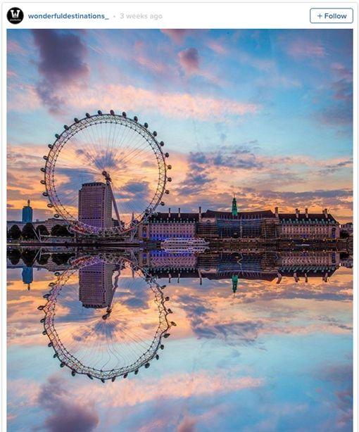 IG打卡旅遊熱點。(圖/翻攝自Lonely Planet網站)