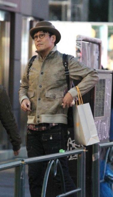 PIKO太郎型男私服(圖/翻攝自《FRIDAY》)