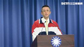 國民黨文傳會副主委唐德明。記者盧素梅攝
