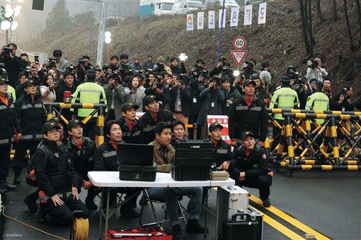 《失控隧道》河正宇 圖/鴻聯國際提供