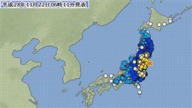 日本福島地震