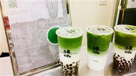 50嵐「抹茶拿鐵」台北今天開賣 靠北五十嵐:不要氣死(圖/翻攝臉書)