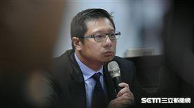復興航空記者會,董事長林明昇    圖/記者林敬旻攝