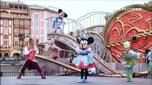 -迪士尼-米奇-米妮-
