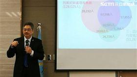▲台灣大學公共衛生學院院長陳為堅表示,吸毒不只會造成膀胱炎,還會對生殖系統造成傷害。(圖/楊晴雯攝)