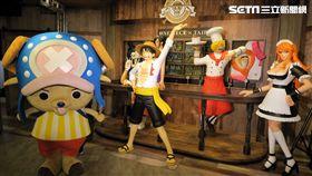 台灣航海王餐廳,海賊王。(圖/記者簡佑庭攝)