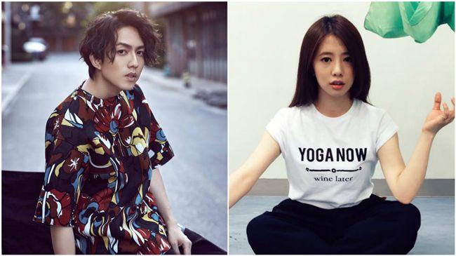 林宥嘉收「啾咪」打氣 丁文琪吃醋了