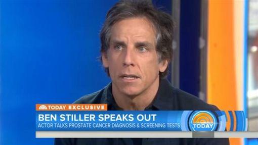 班史提勒(Ben Stiller)。(圖/翻攝自YouTube)