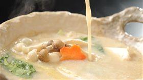 豆漿鍋,神旺大飯店。(圖/公關照)