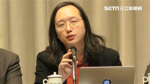 數位政委唐鳳。記者盧素梅攝