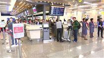 -桃機-機場-旅客-出國-入境-觀光客-