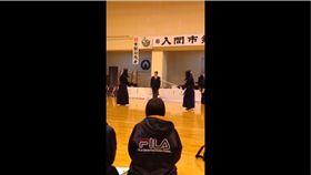 日本劍道賽大對決(圖/翻攝自YouTube)