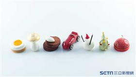 台中超人氣甜點店CJSJ。(圖/台北晶華提供)