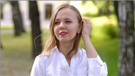 烏克蘭23歲正妹官員(圖/翻攝自IG)