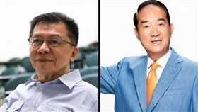 宋楚瑜.APEC領袖代表,習近平,宋習會,沈富雄 (沈富雄、宋楚瑜臉書)