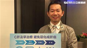 醫師鄭健禹呼籲,治療C肝要趁早,以降低肝硬化、肝癌的風險。(圖/公關照)