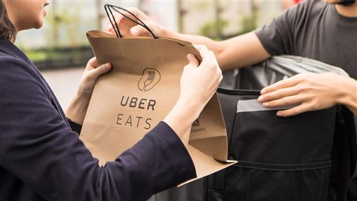 UberEATS系統當機(圖/UberEATS臉書)